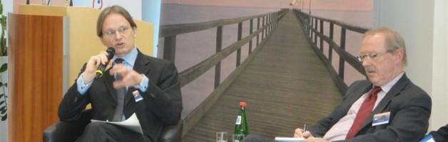 EKL prezidents augsta līmeņa panelī Vācijā aizstāv Latvijas intereses ES budžeta  veidošanā
