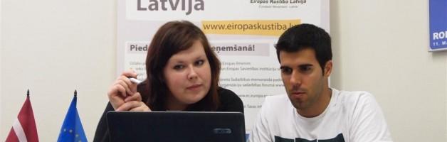 EKL atvadās no spāņu brīvprātīgā Raula Martina