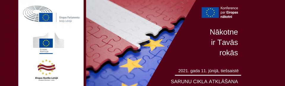 Konference Eiropas nākotnei