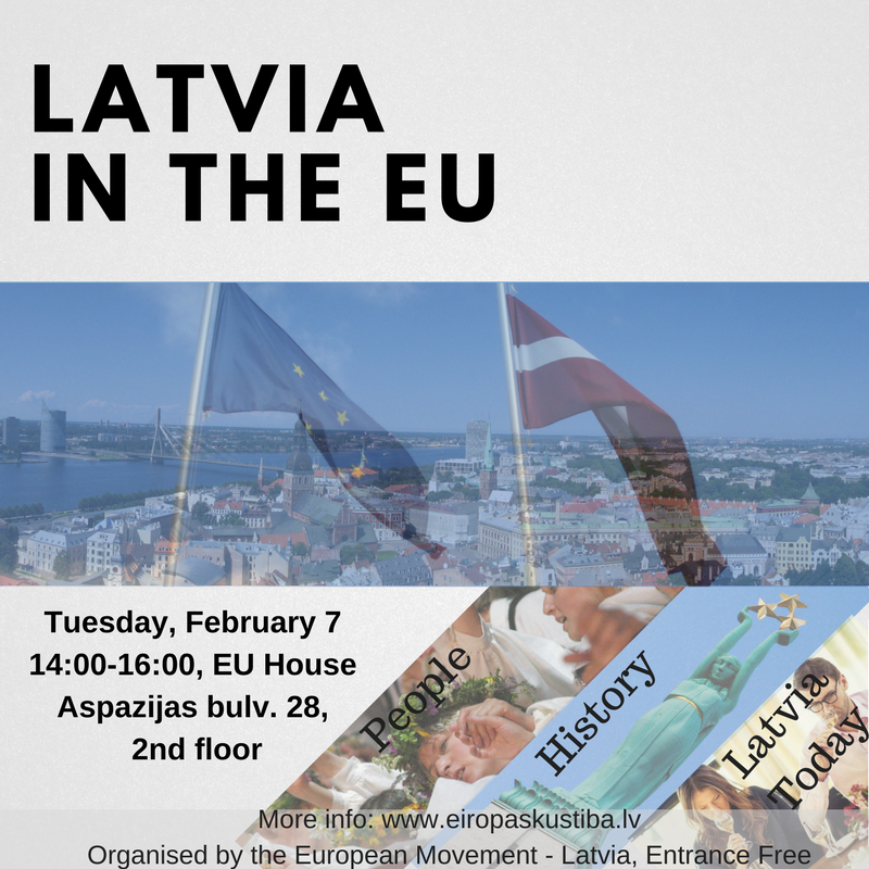 Latvia in the EU